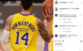 """""""Lakers"""" gerbėjai užsipuolė D.Greeną, tarp jų - ir Snoop Doggas"""