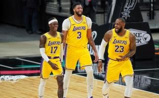 """Sekantis """"Lakers"""" pirkinys bus gerai besiginantis snaiperis"""