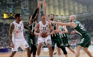 """Geriausiai besiginantis Eurolygos krepšininkas labai ilgam lieka """"Real"""""""