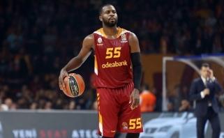"""J.Dentmonas derasi su """"Galatasaray"""" dėl sutarties nutraukimo"""