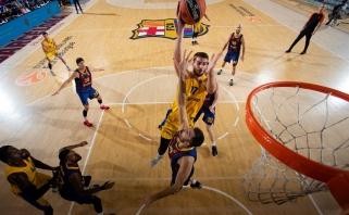 """""""Maccabi"""" nusprendė NBA patirties turintį kroatą pasilikti iki sezono pabaigos"""