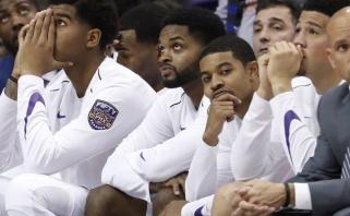"""""""Suns"""" krepšininkai """"pagerino"""" 30-ies metų NBA antirekordą"""