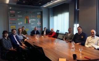 LKF atstovų ir licencijuotų krepšinio agentų susitikime - teigiamos mintys