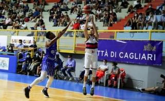 Giedraičio ir Sedekerskio klubas nukovė Bendžiaus ekipą bei laimėjo turnyrą Sardinijoje